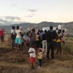 Onaville Haiti meeting