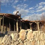 Orphanage under construction in Onaville Haiti